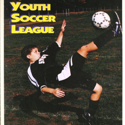 Cover and excerpt from the Stamford Youth Soccer League 1998 Reference Manual