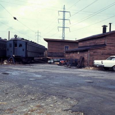 130-Elm Street - Railroad yard and workshop