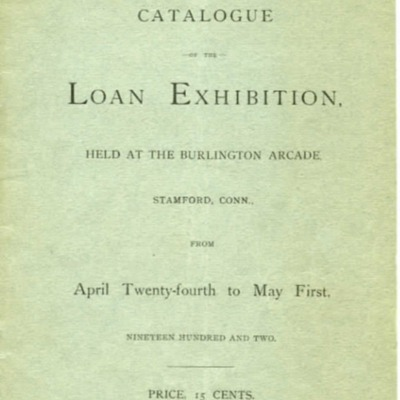 Catalogue of the Loan Exhibition