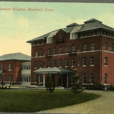 The New Stamford Hospital