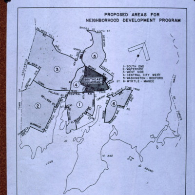 132-Map-Proposed Areas For Neighborhood Development Program