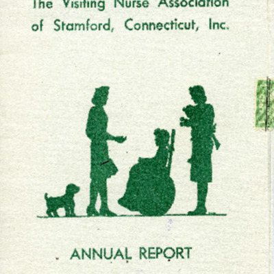 The Visiting Nurse Association of Stamford, Conn., Inc. Annual Report 1946
