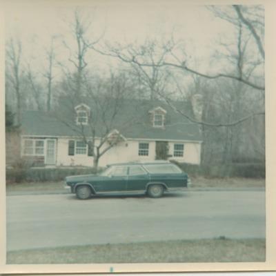 Sinatra family station wagon
