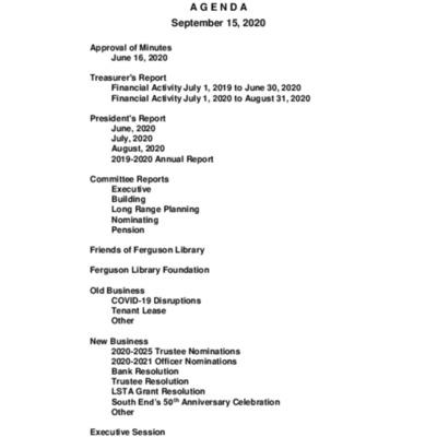 2020-09-15_FergusonLibrary_BoardOfTrustees_Agenda.pdf