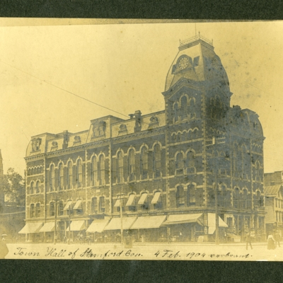 Town Hall (1904 pre-fire)