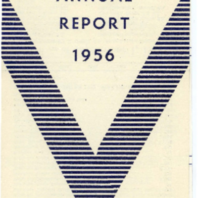 The Visiting Nurse Association of Stamford, Conn., Inc. 44th Annual Report 1956
