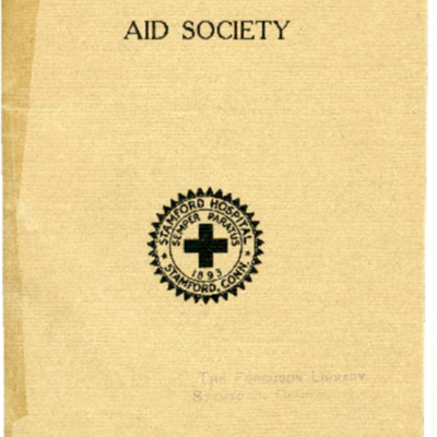 The Stamford Hospital Aid Society Constitution and By-laws