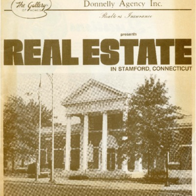 Real Estate Marketing Booklet from the Donnelly Agency