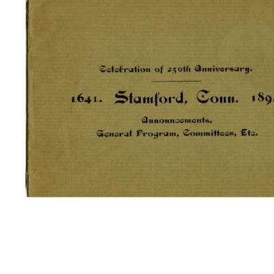 Celebration of 250th Anniversary