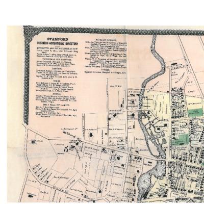 Plan of Stamford, Conn.