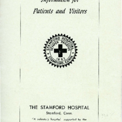 Stamford Hospital: Information for Patients and Visitors
