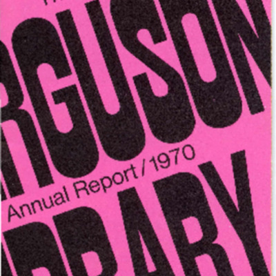 The Ferguson Library Annual Report 1970