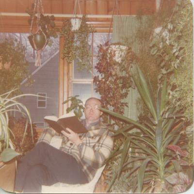 Chris Sinatra's Uncle Bob in 1978