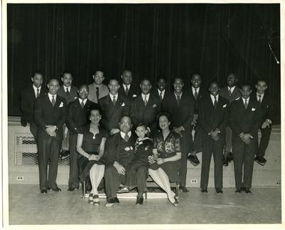 Yerwood Male Chorus