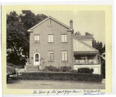 The Home of Drs. Joe & Joyce Carwin